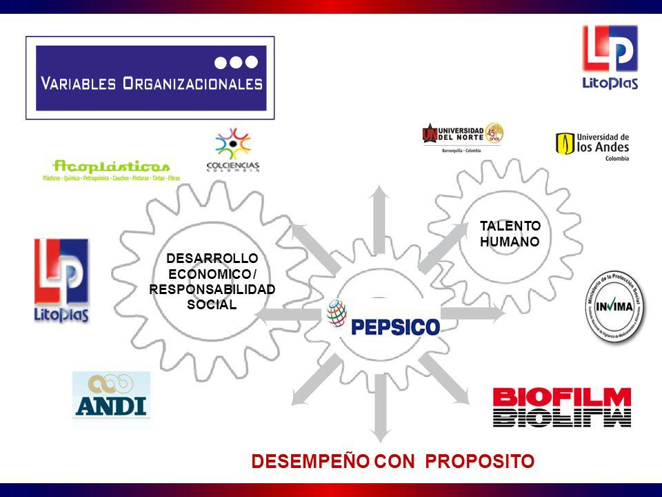 DESARROLLO ECONOMICO / RESPONSABILIDAD SOCIAL