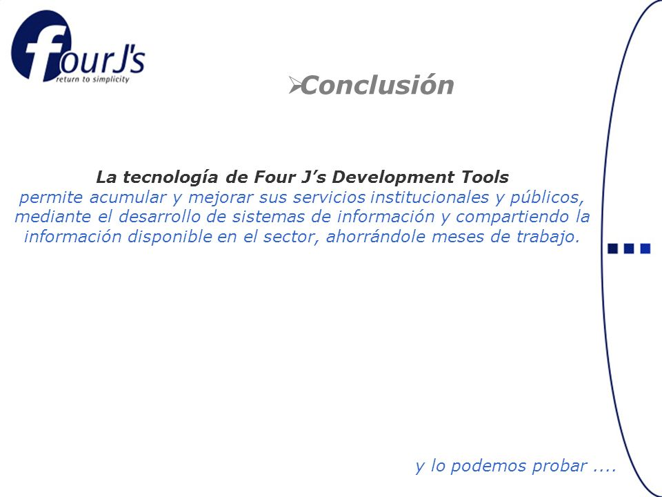 Four J's Development Tools Dynamic 4GL