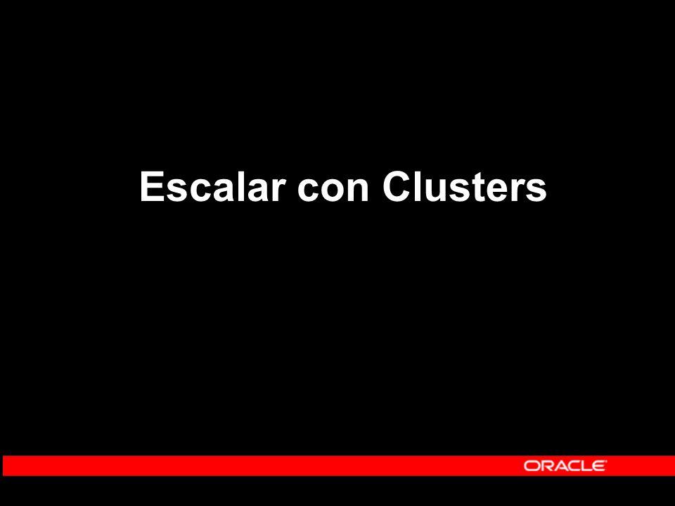 Escalar con Clusters