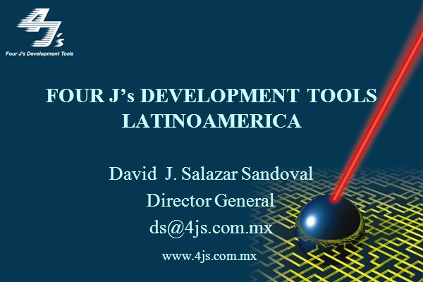 FOUR J's DEVELOPMENT TOOLS LATINOAMERICA