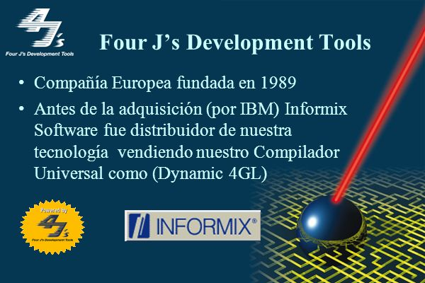 Four J's Development Tools