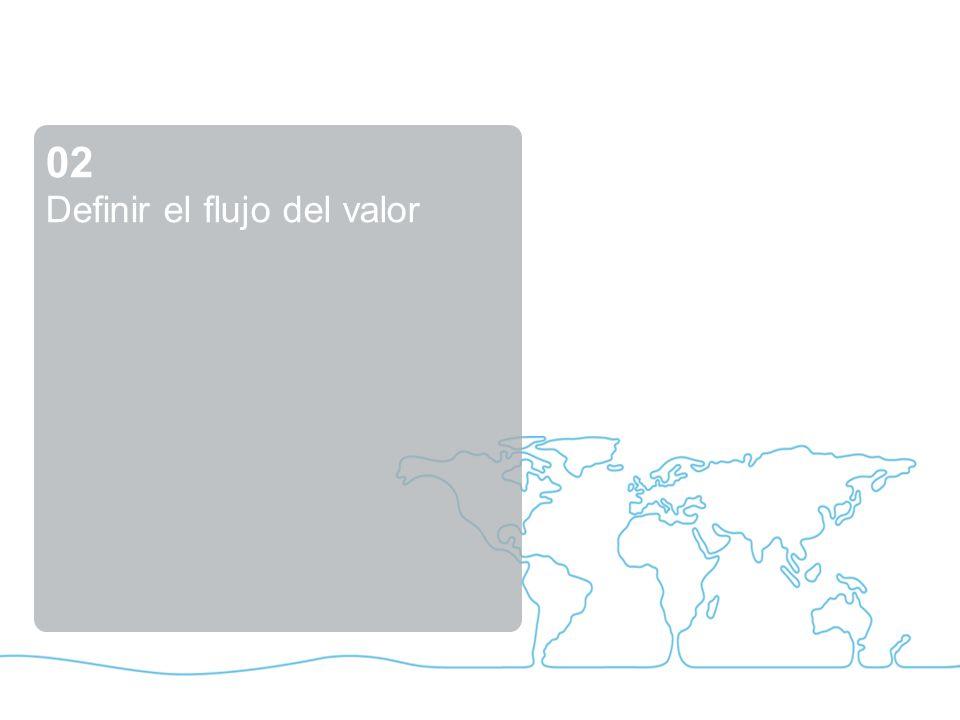 02 Definir el flujo del valor