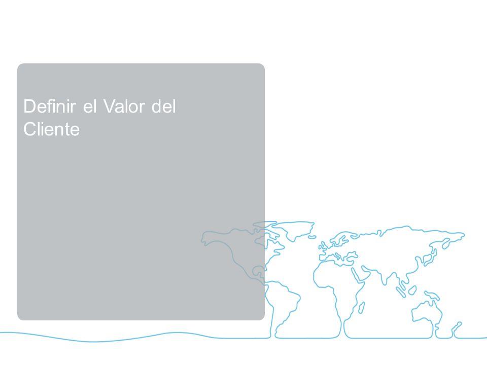 Concepto de Valor Definir el Valor del Cliente