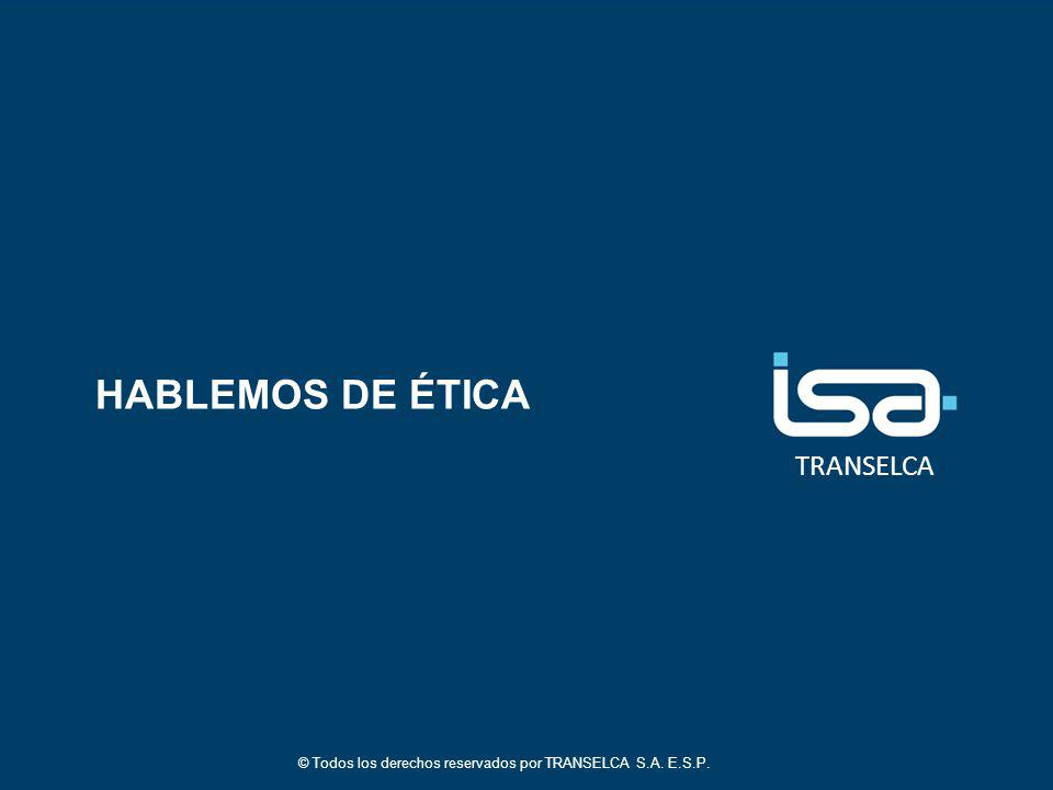 © Todos los derechos reservados por TRANSELCA S.A. E.S.P.