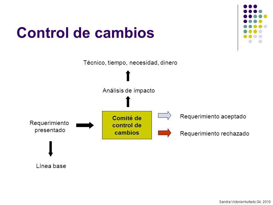 Comité de control de cambios
