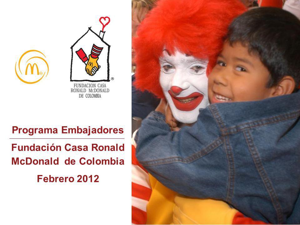 Fundación Casa Ronald McDonald de Colombia
