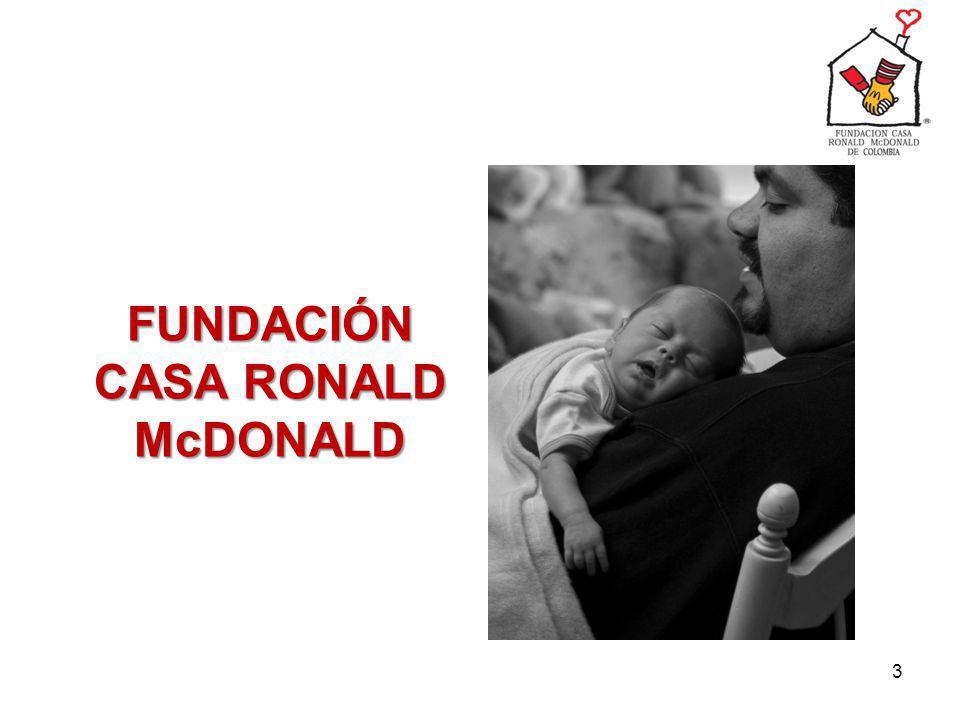 FUNDACIÓN CASA RONALD McDONALD