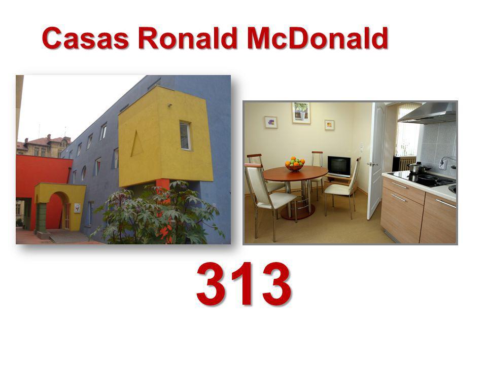 Fundaci n casa ronald mcdonald de colombia ppt descargar for Casa mcdonald