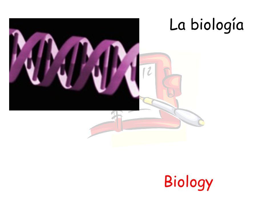 La biología Biology