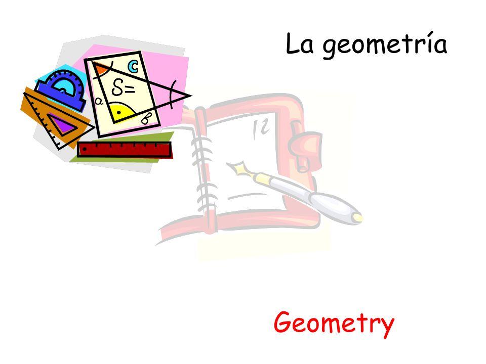 La geometría Geometry