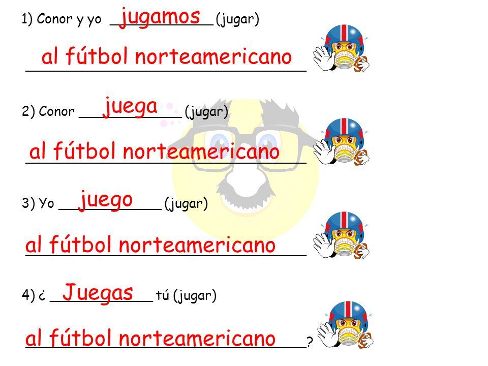 al fútbol norteamericano