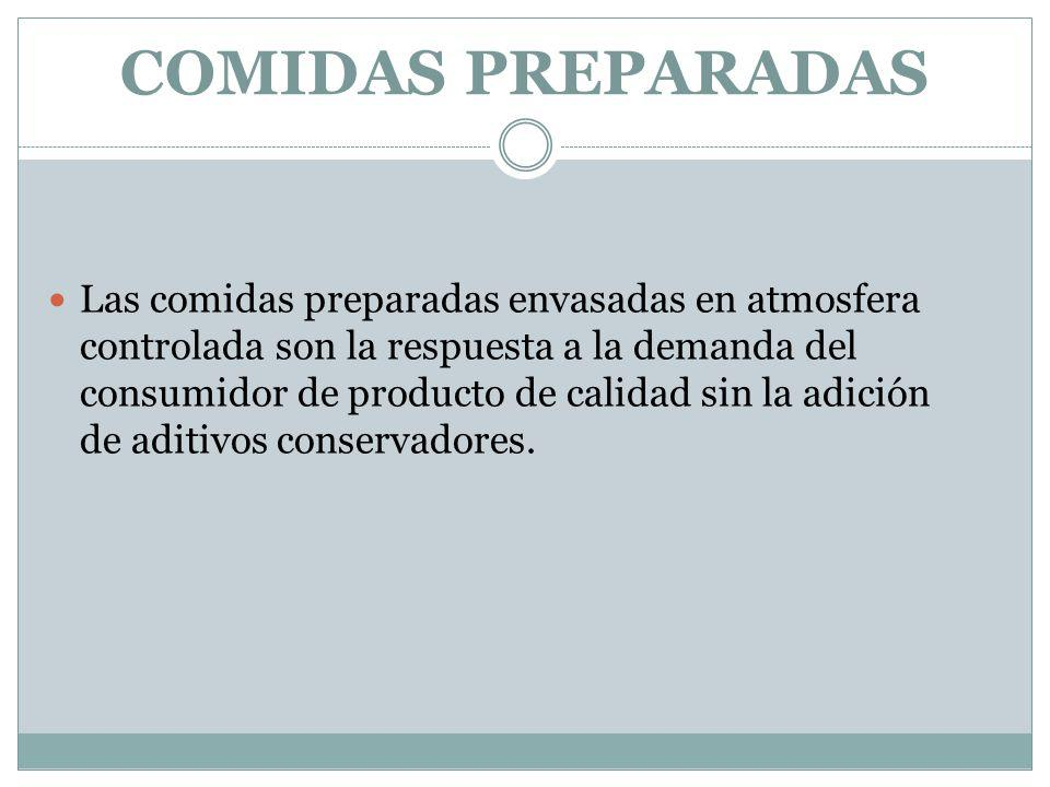 COMIDAS PREPARADAS