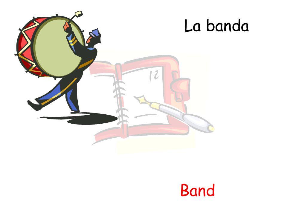 La banda Band