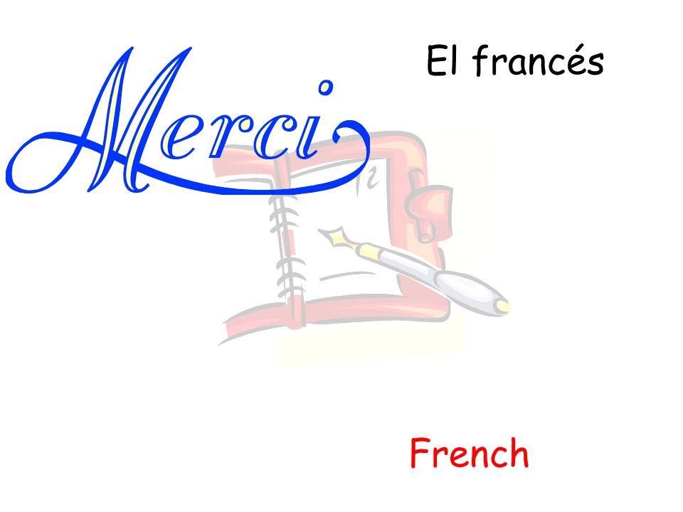El francés French