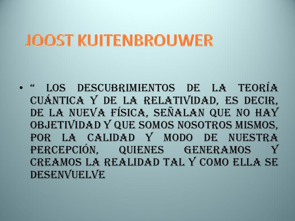 JOOST KUITENBROUWER