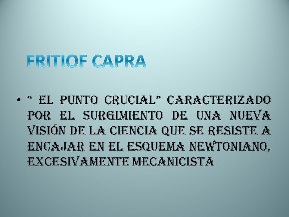 FRITIOF CAPRA