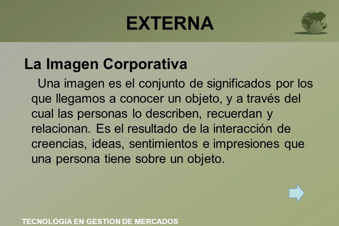 EXTERNA La Imagen Corporativa