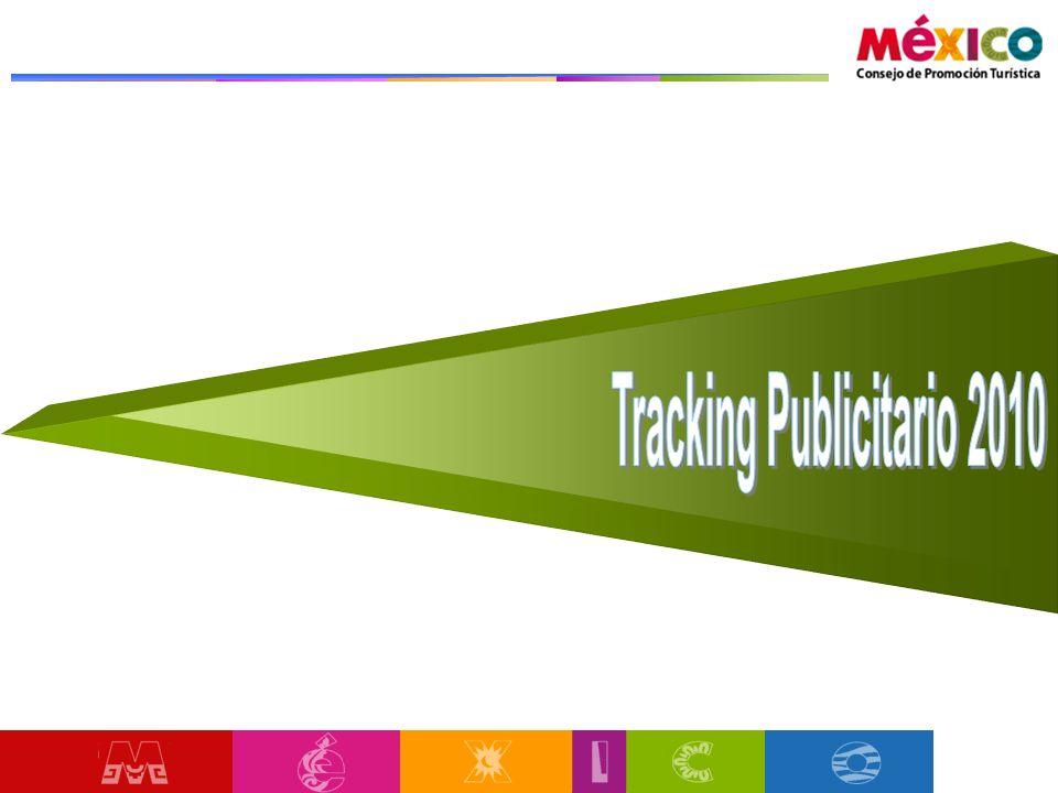 Tracking Publicitario 2010