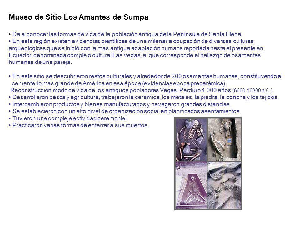 Museo de Sitio Los Amantes de Sumpa