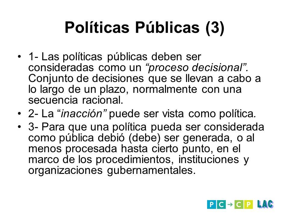 Políticas Públicas (3) LAC