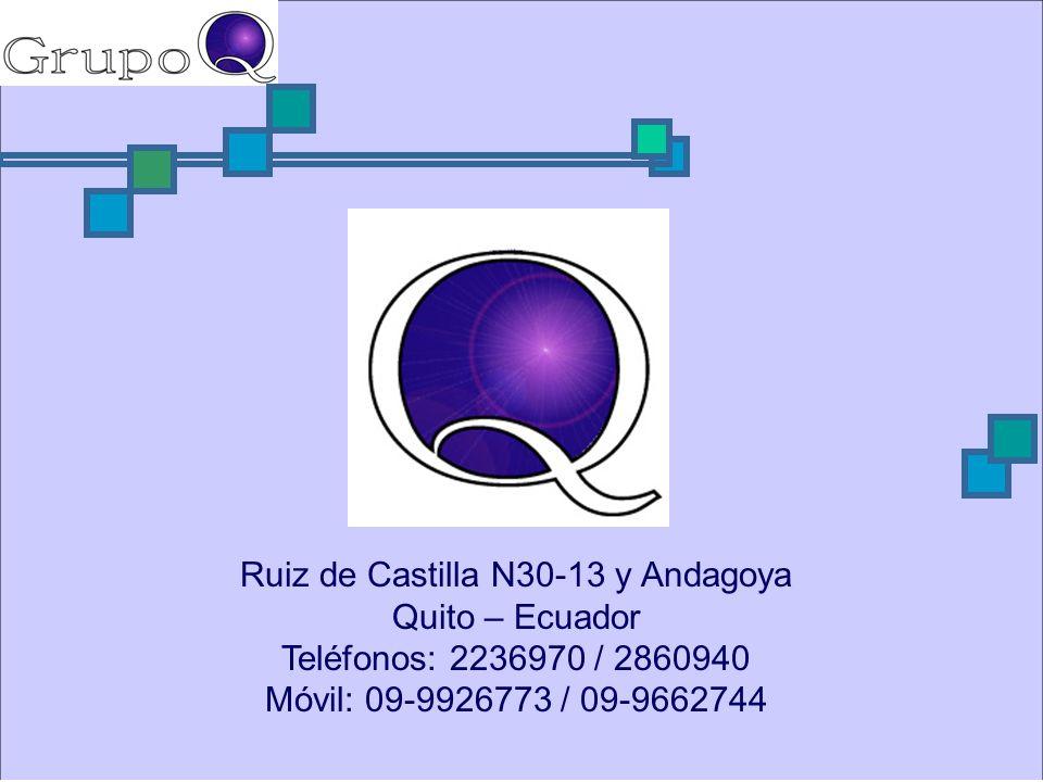 Ruiz de Castilla N30-13 y Andagoya