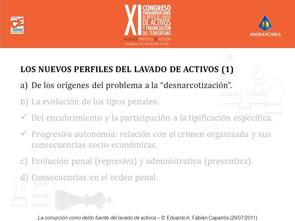 LOS NUEVOS PERFILES DEL LAVADO DE ACTIVOS (1)
