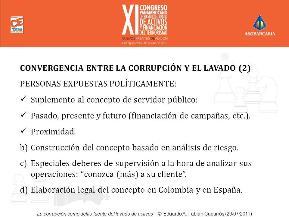 CONVERGENCIA ENTRE LA CORRUPCIÓN Y EL LAVADO (2)