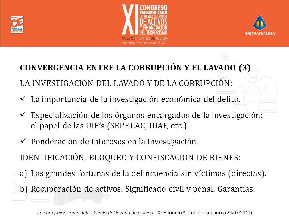 CONVERGENCIA ENTRE LA CORRUPCIÓN Y EL LAVADO (3)