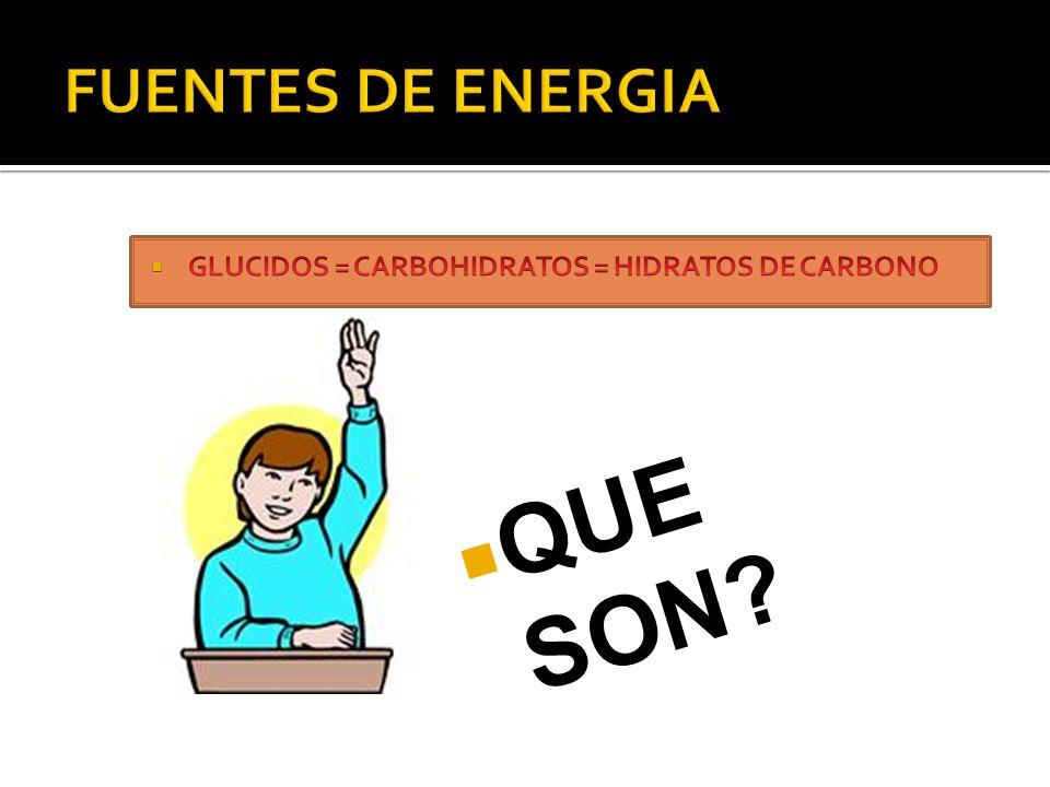 QUE SON FUENTES DE ENERGIA