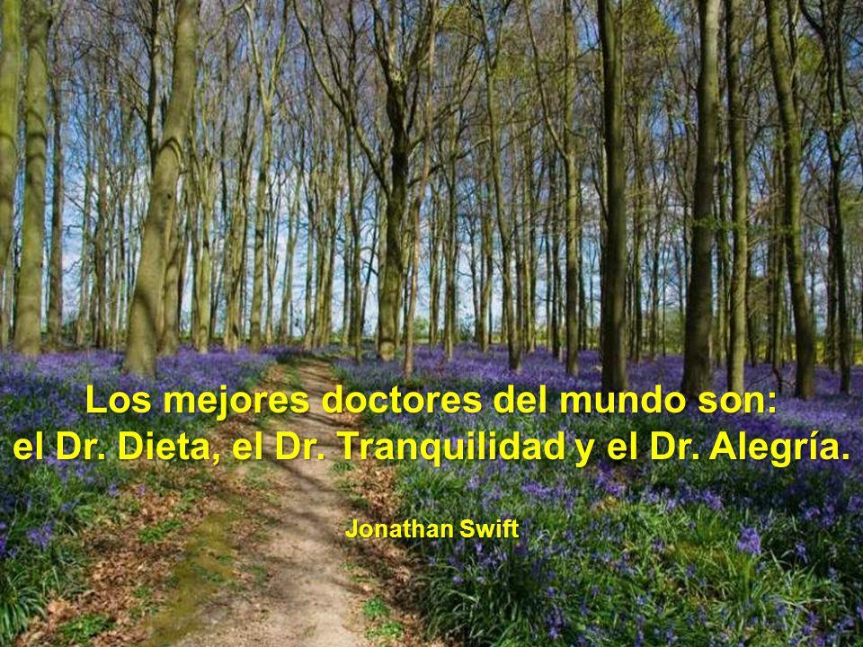 Los mejores doctores del mundo son: