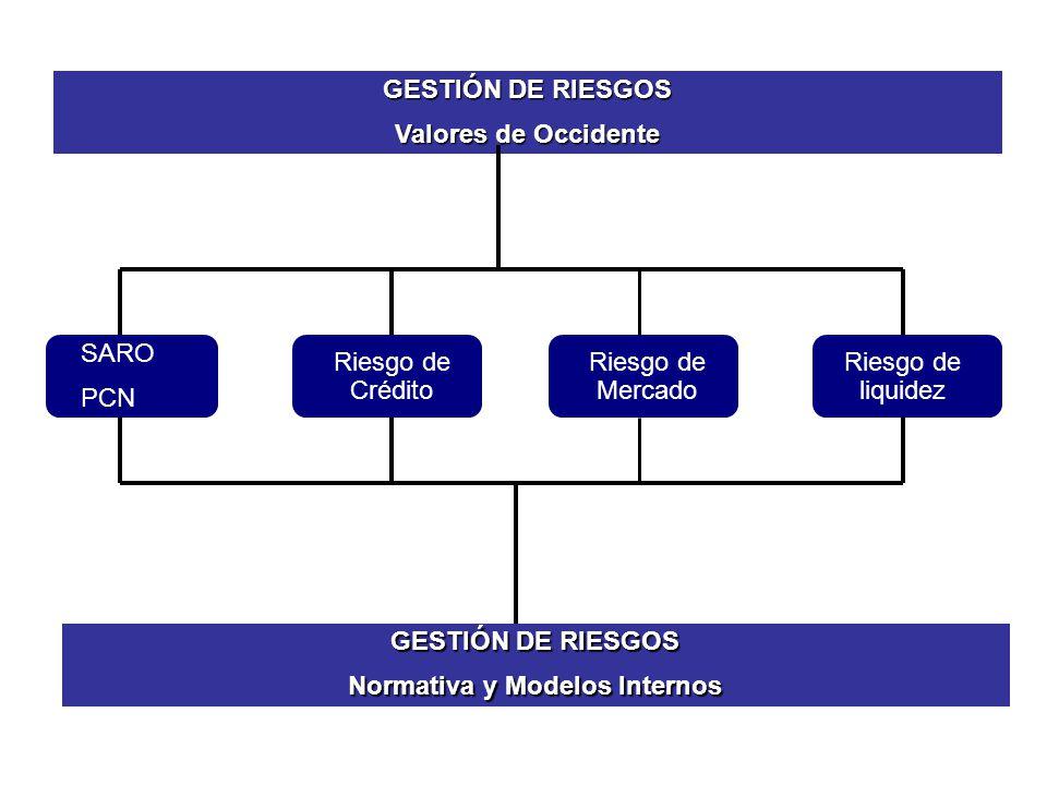 Normativa y Modelos Internos