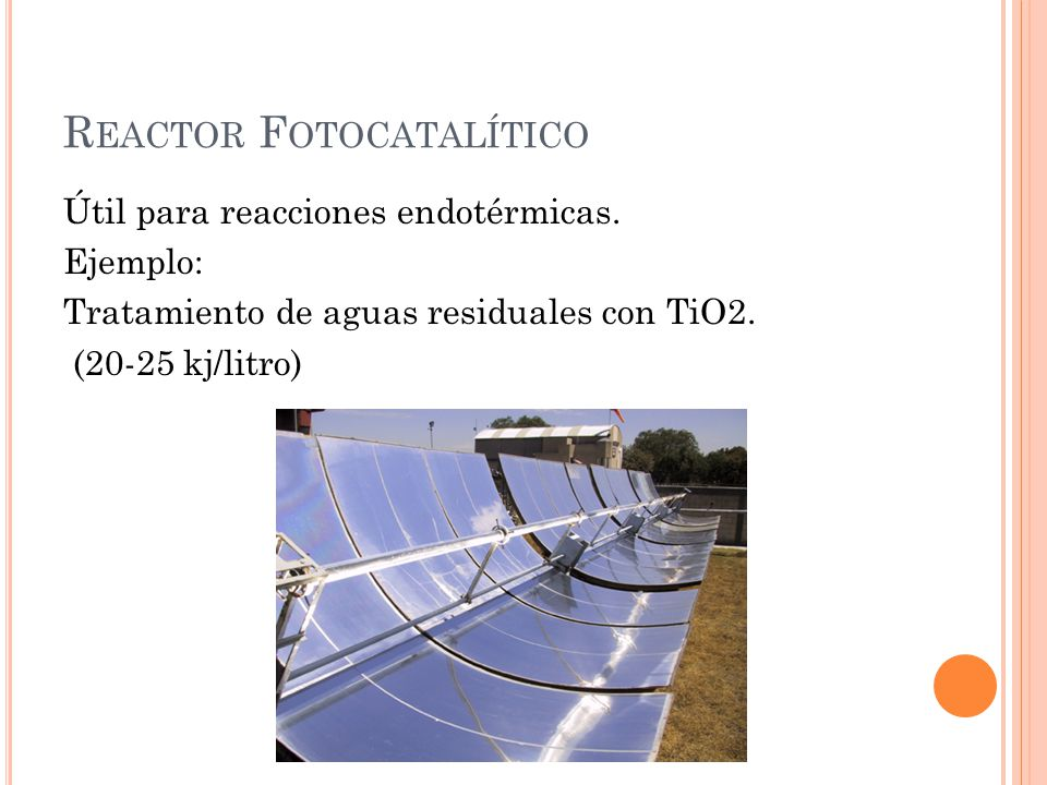 Reactor Fotocatalítico