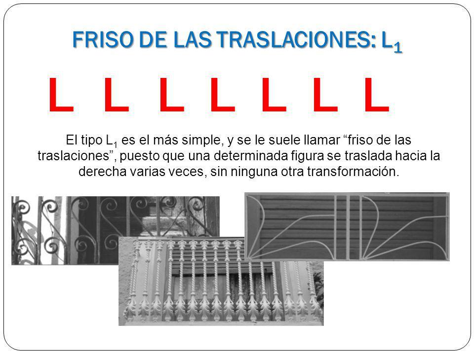 FRISO DE LAS TRASLACIONES: L1