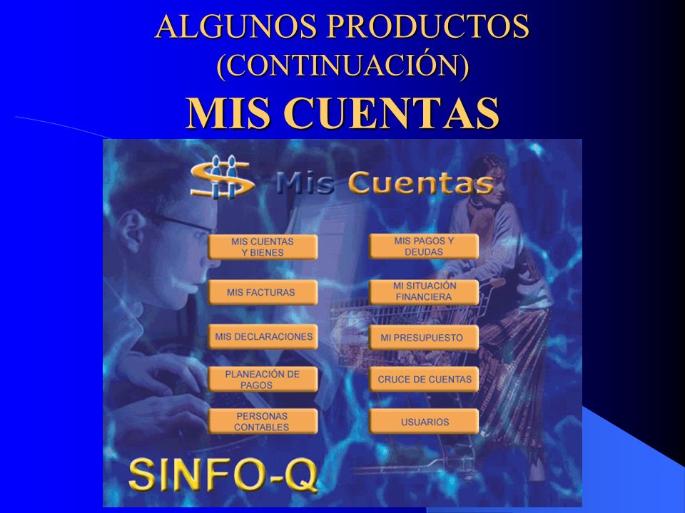 ALGUNOS PRODUCTOS (CONTINUACIÓN)