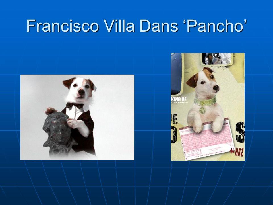 Francisco Villa Dans 'Pancho'