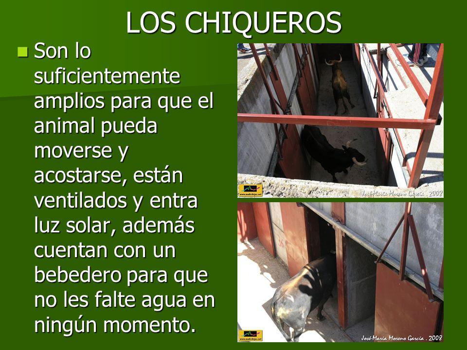 LOS CHIQUEROS
