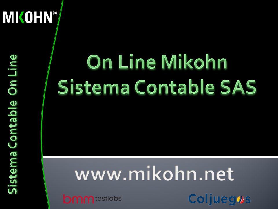 Sistema Contable On Line
