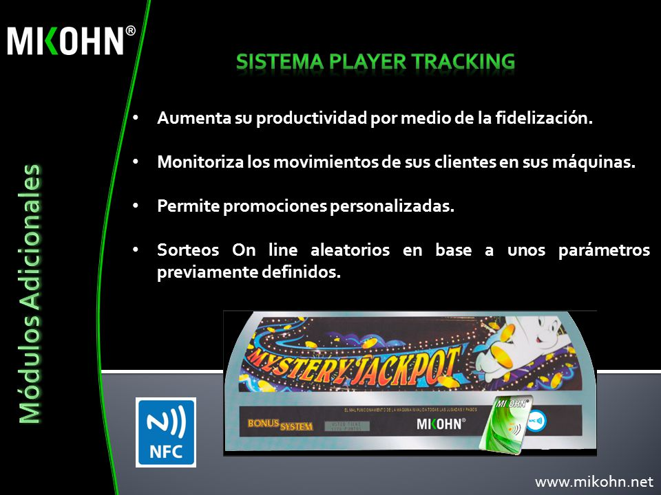 Sistema player tracking