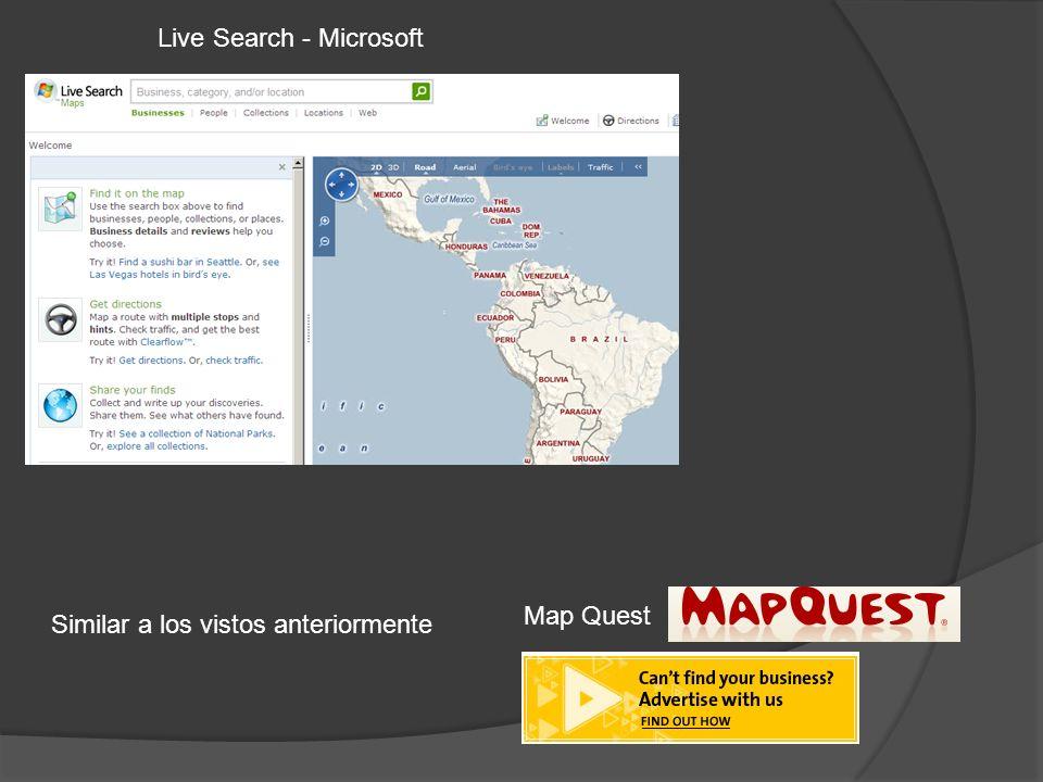 Live Search - Microsoft