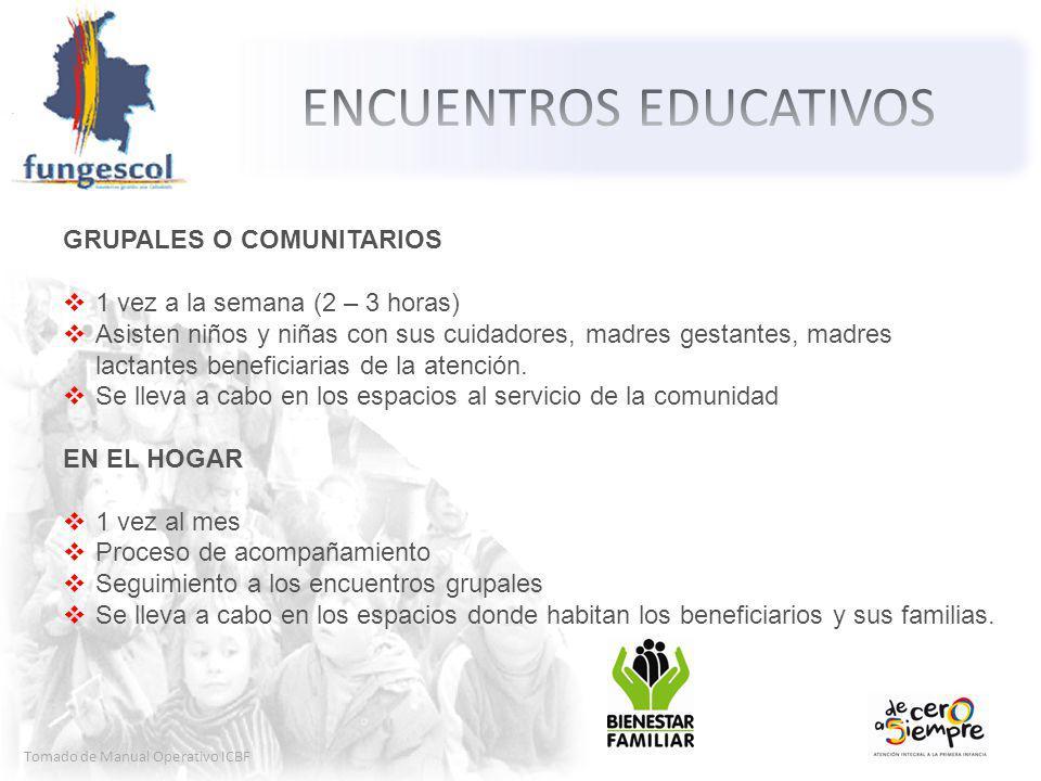ENCUENTROS EDUCATIVOS
