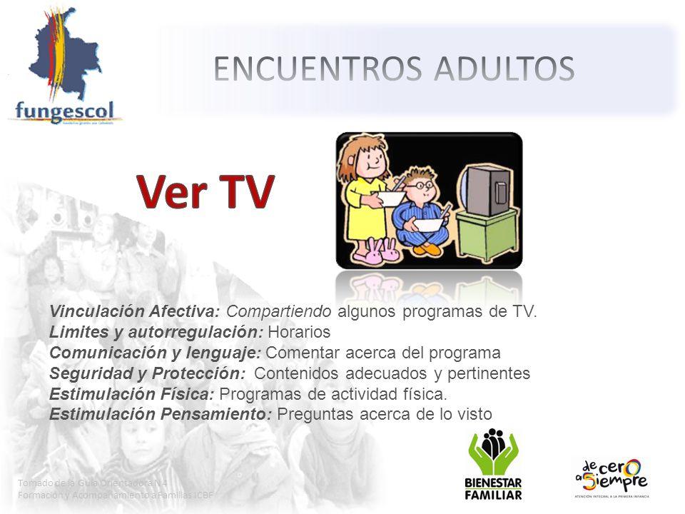Ver TV ENCUENTROS ADULTOS