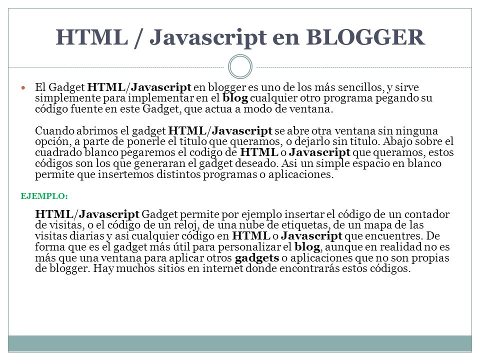 Espacio En Blanco Html - Espacio-en-blanco-html