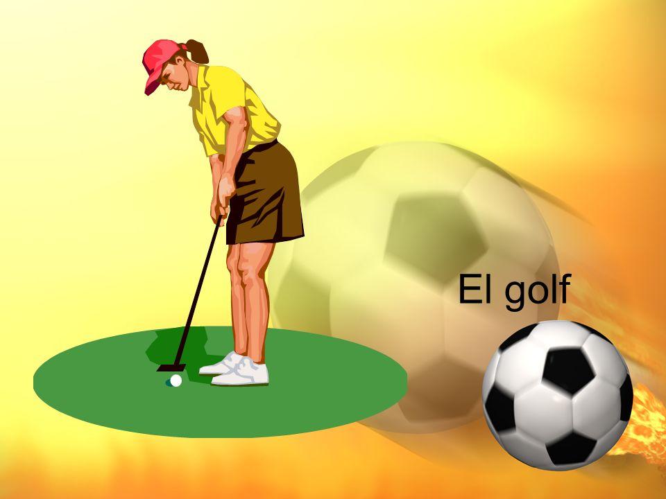 El golf
