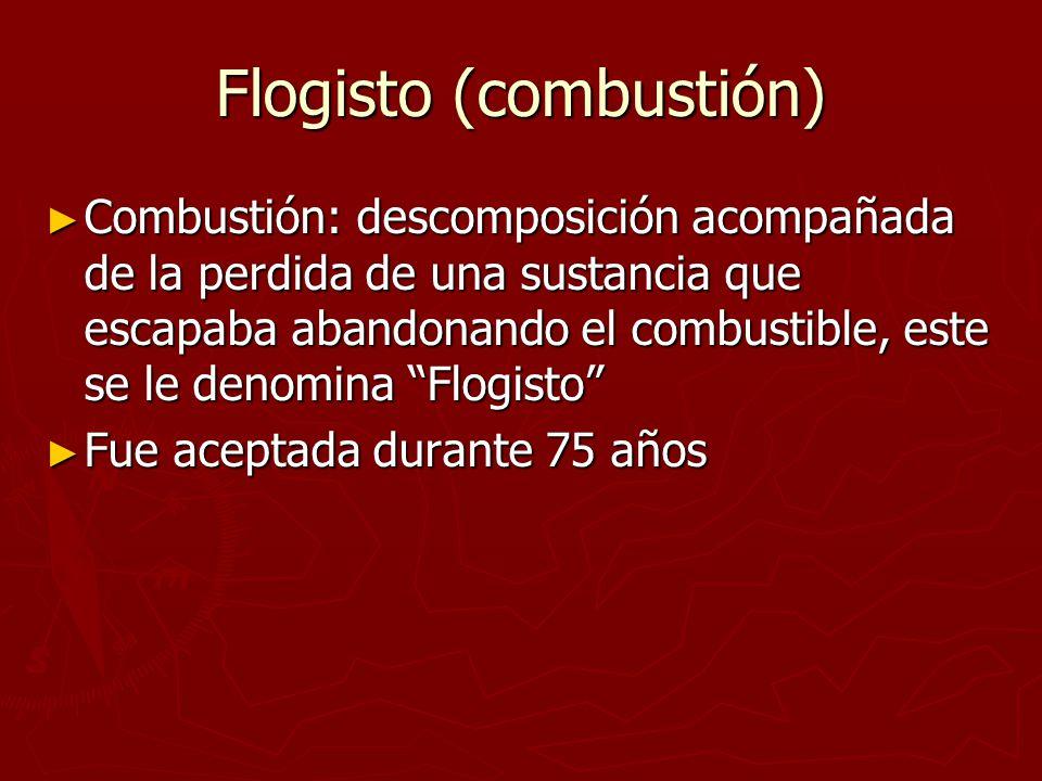 Flogisto (combustión)