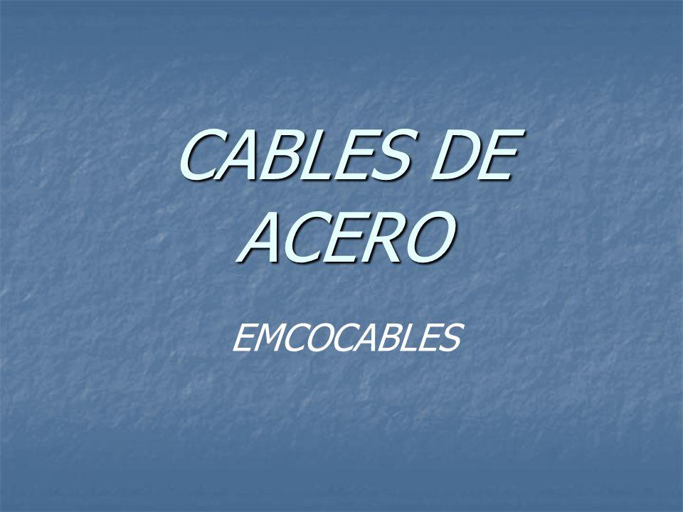 CABLES DE ACERO EMCOCABLES