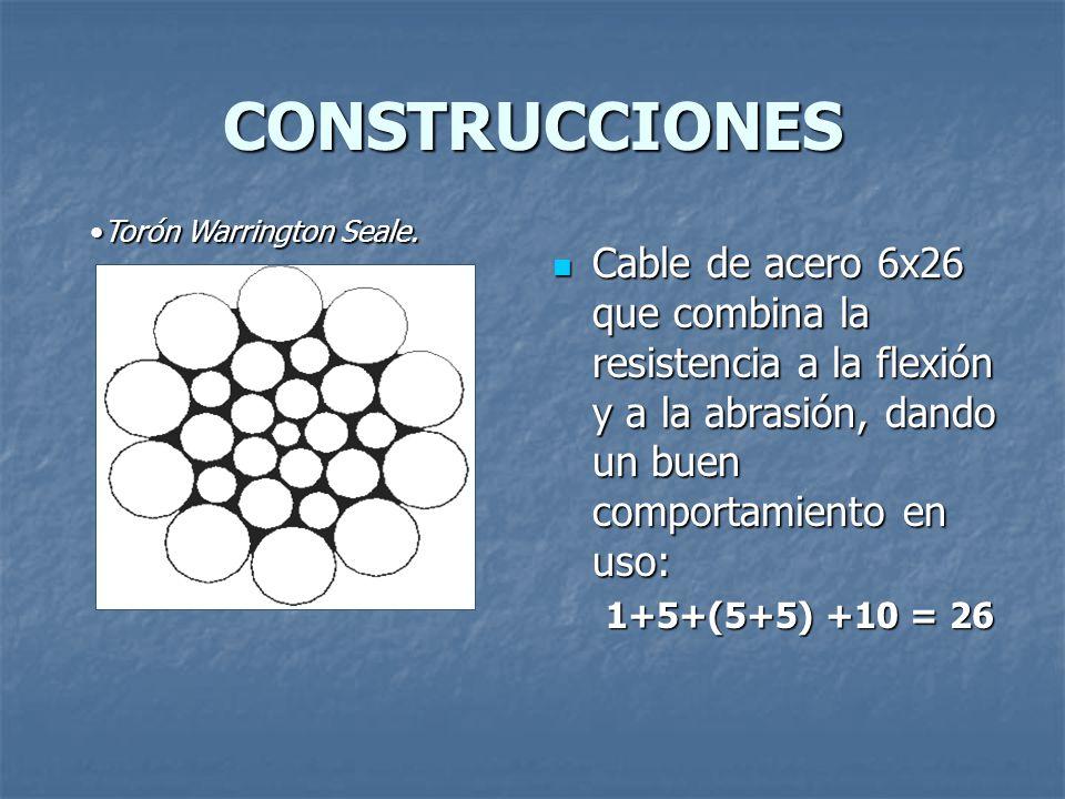 CONSTRUCCIONES Torón Warrington Seale.