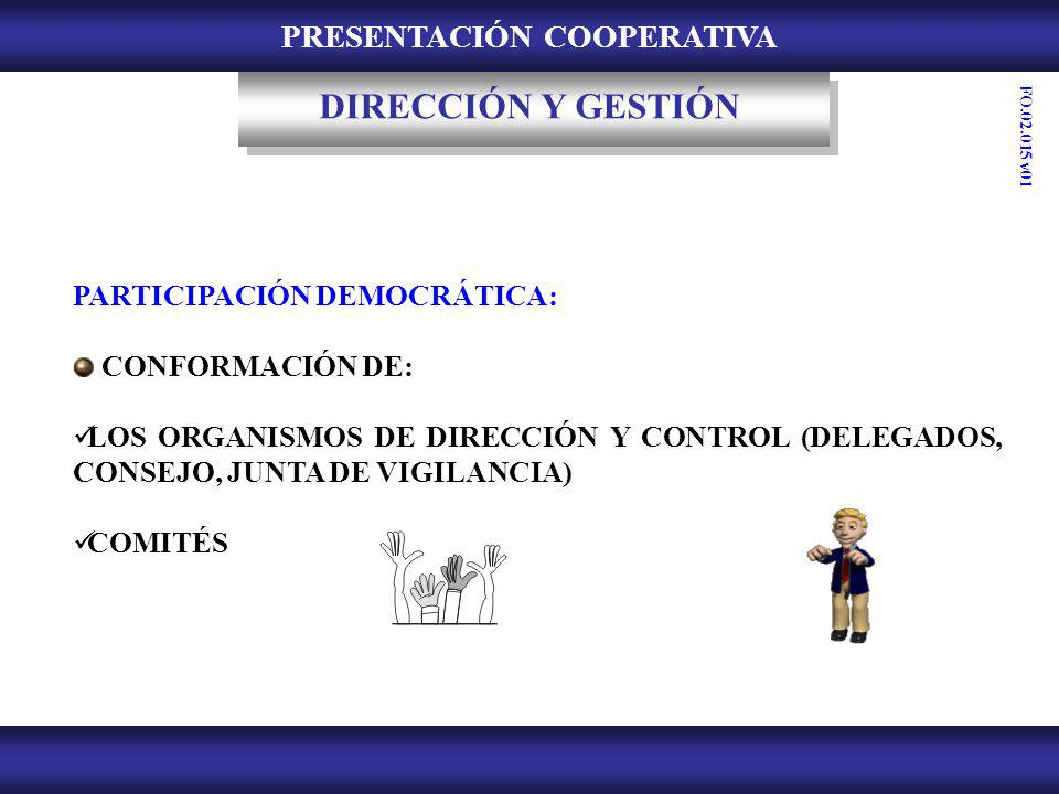 PRESENTACIÓN COOPERATIVA