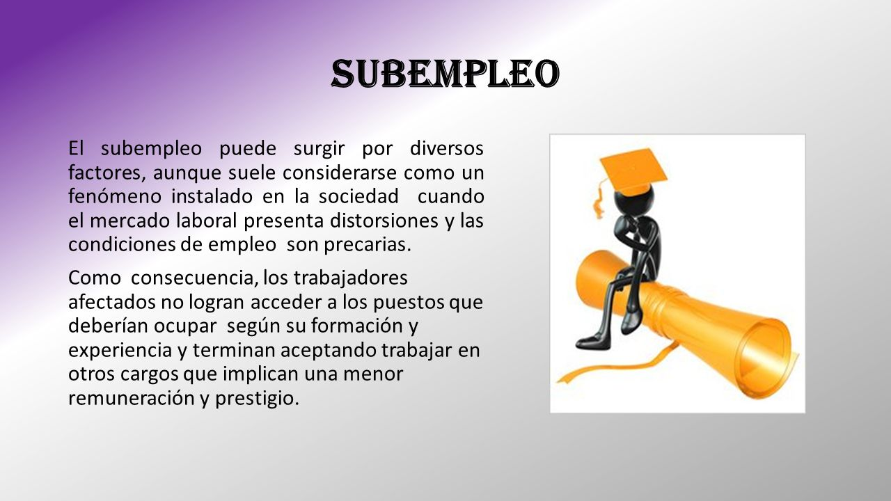 SUBEMPLEO