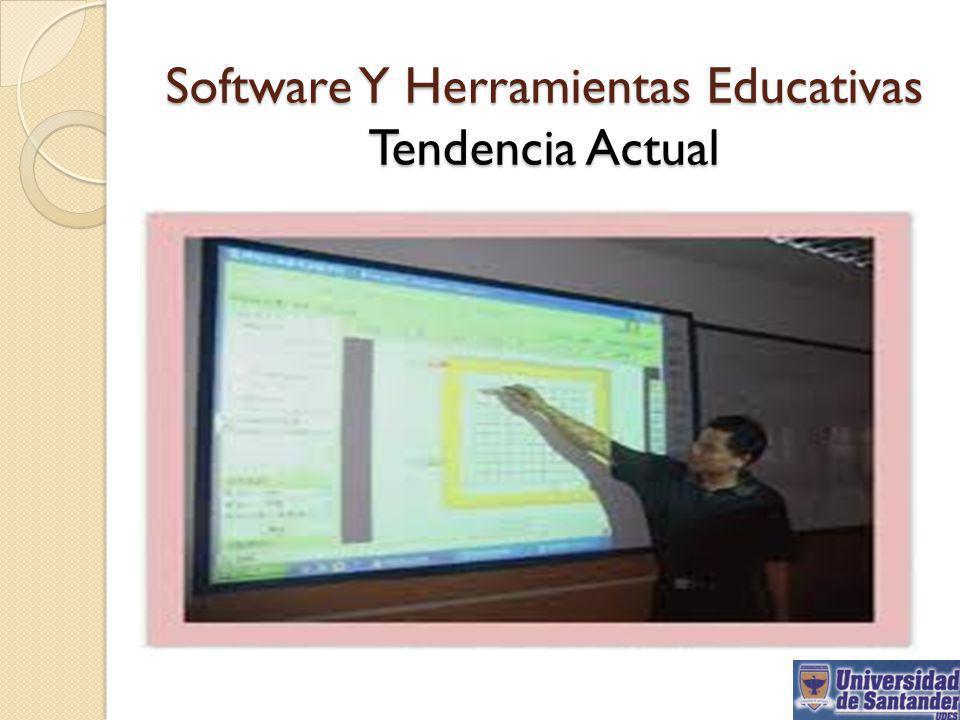 Software Y Herramientas Educativas