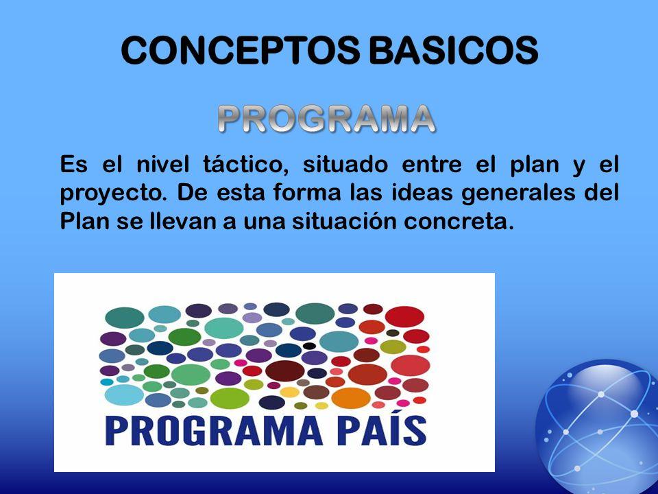 CONCEPTOS BASICOS PROGRAMA